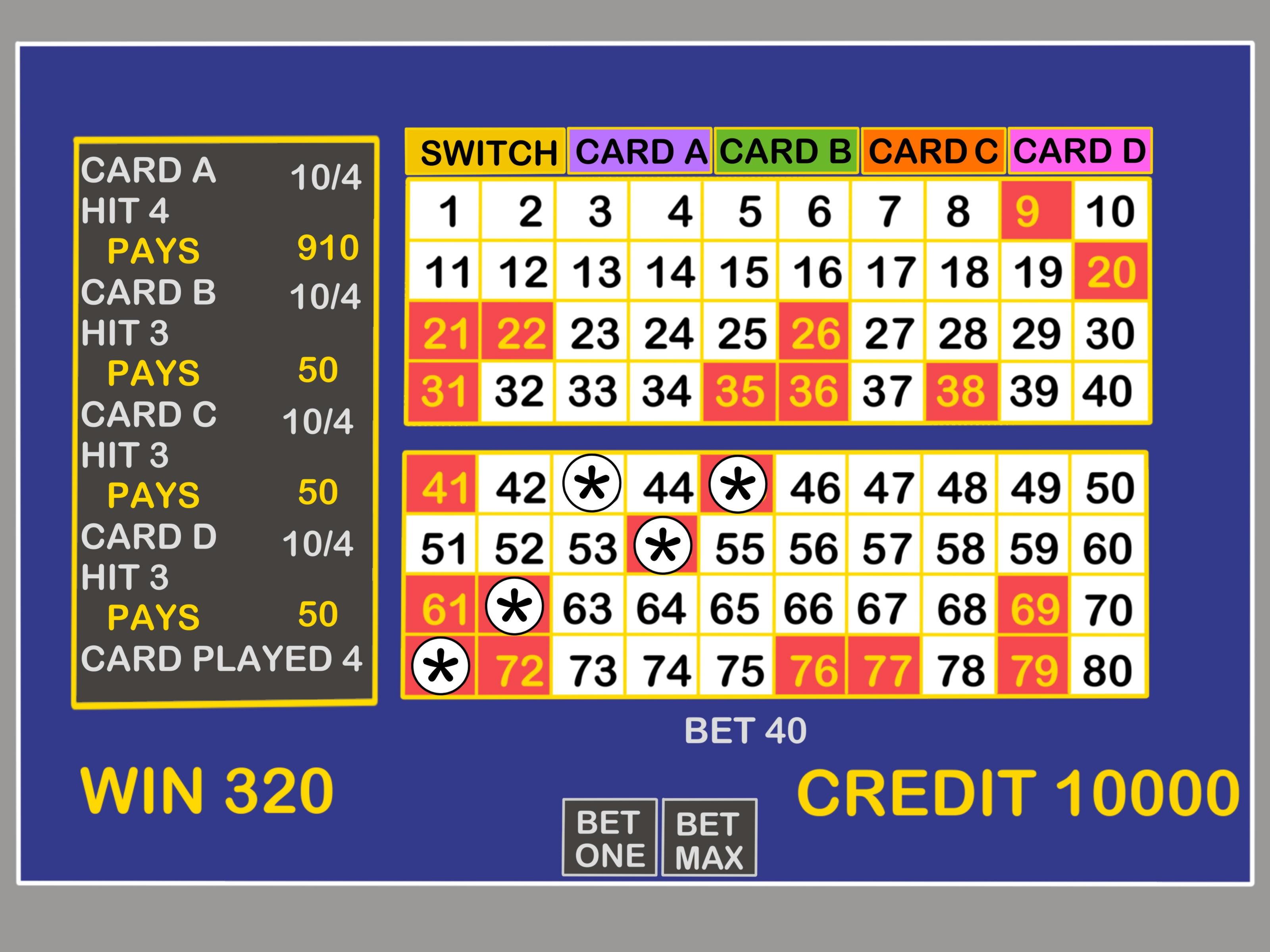 EUR 2310 no deposit bonus code at Gratorama Casino