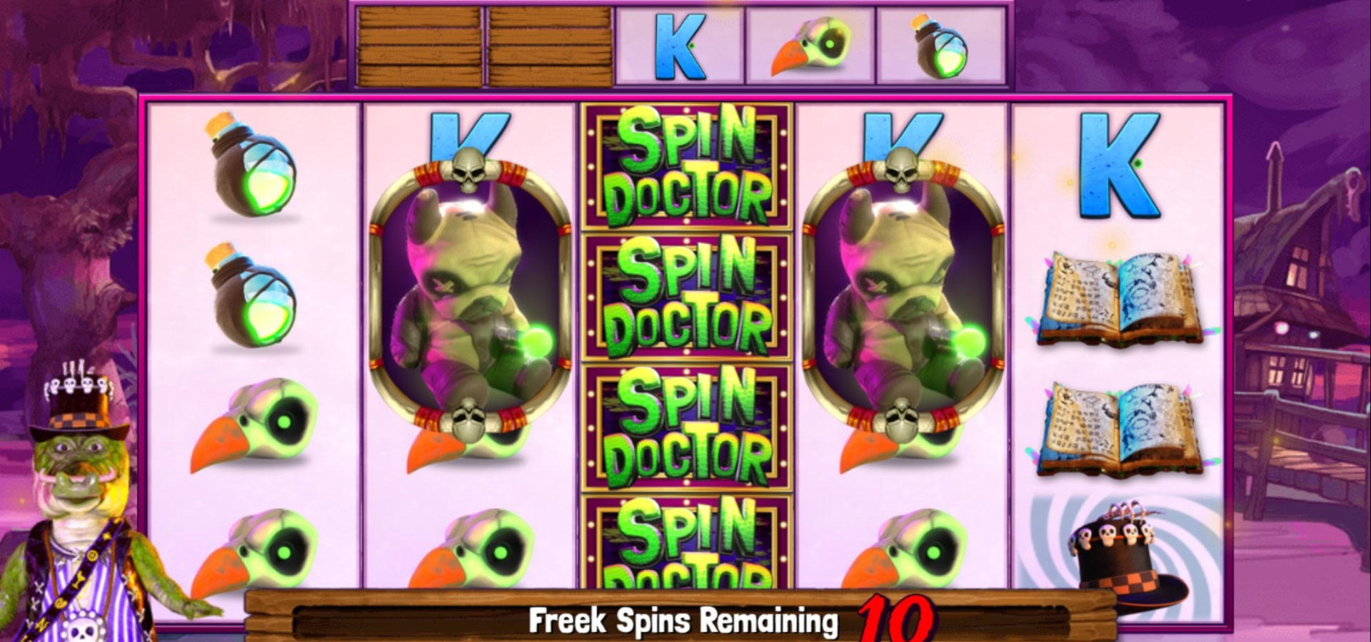 100 FREE SPINS at Slots Million Casino