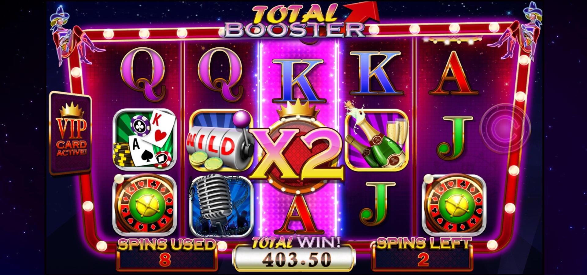 110 Free Spins no deposit casino at Inter Casino