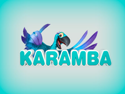 Karamba Casino beeldschermafdruk