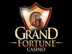 825% Best Signup Bonus Casino at Grand Fortune Casino