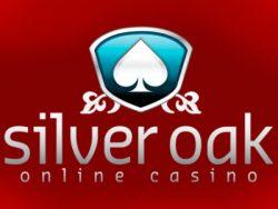 445% Match bonus casino at Silver Oak Casino