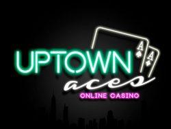 60% First deposit bonus at Uptown Aces Casino