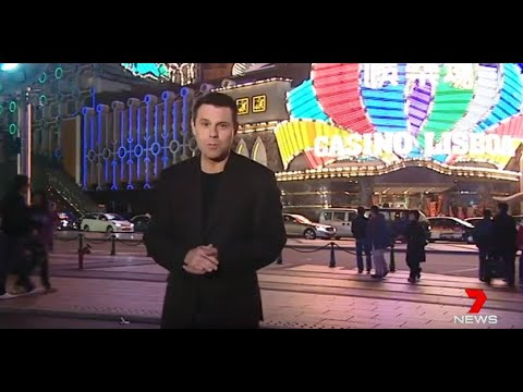 Crown Macau Casino Operations - James Packer, Junkets and China.