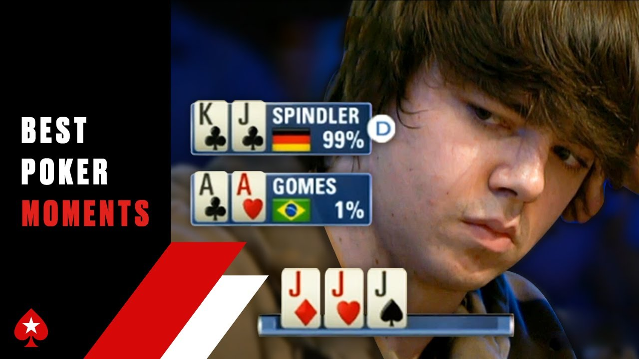 EPIC Deaths by QUADS ♠️ Best Poker Moments Retro ♠️ PokerStars